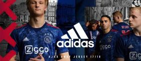Glorietijden herleven met Ajax uitshirt 2018