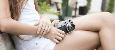 Je outfit fotograferen? 3 tips voor de juiste belichting