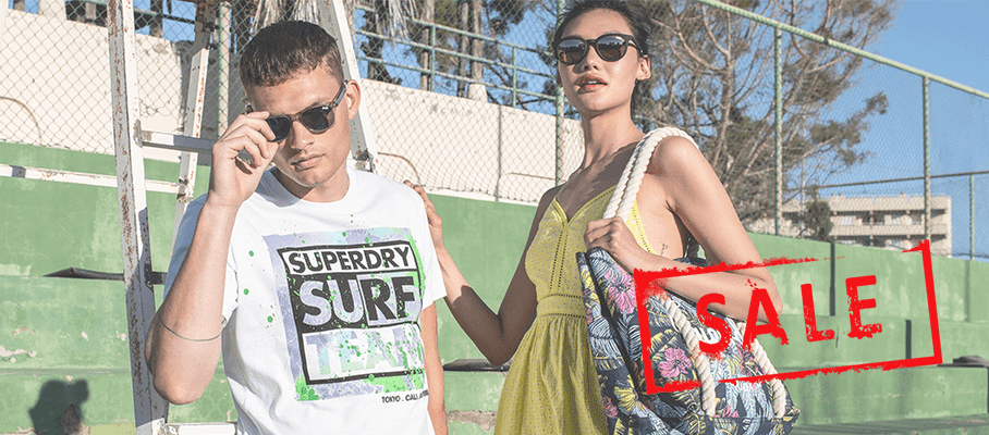 Superdry summer sale 2018